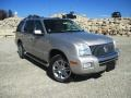 Silver Birch Metallic 2007 Mercury Mountaineer Premier AWD