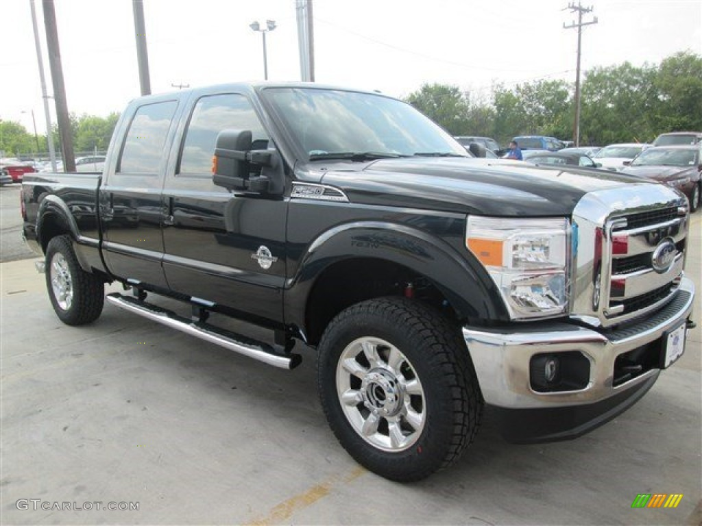 2015 tuxedo black ford f250 super duty lariat crew cab 4x4 98464373 photo 10. Black Bedroom Furniture Sets. Home Design Ideas