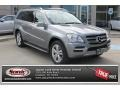 Steel Grey Metallic 2012 Mercedes-Benz GL 450 4Matic
