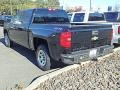 Black - Silverado 1500 WT Crew Cab 4x4 Photo No. 2