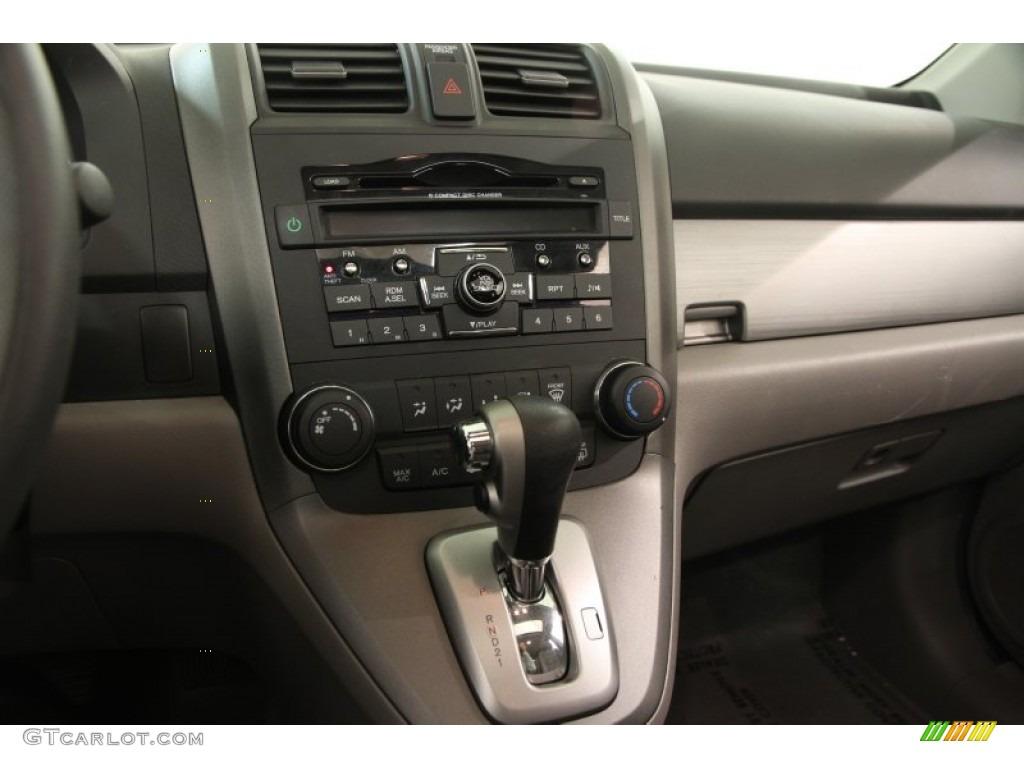 2011 CR-V EX 4WD - Taffeta White / Gray photo #7