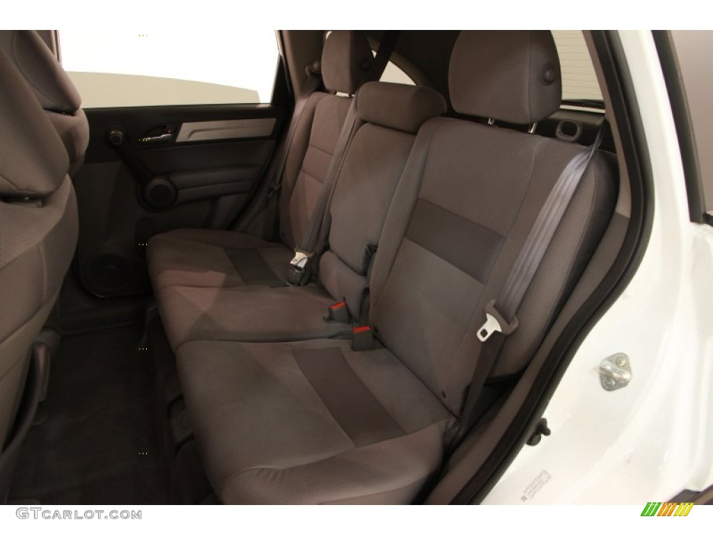 2011 CR-V EX 4WD - Taffeta White / Gray photo #11
