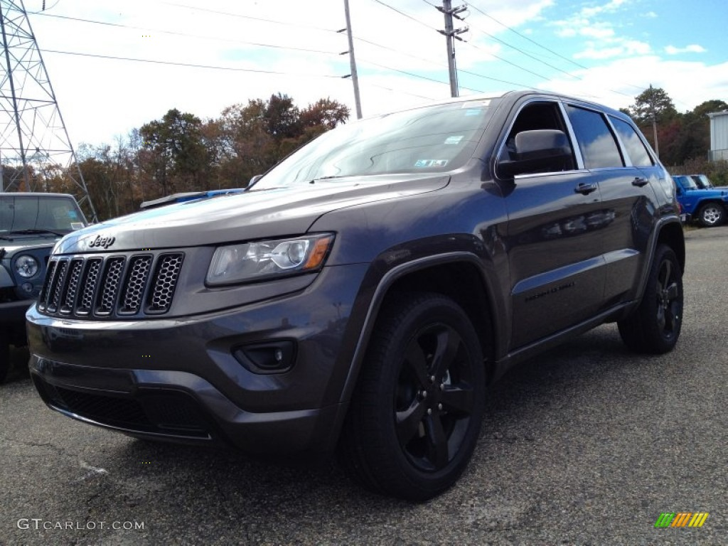 2015 granite crystal metallic jeep grand cherokee laredo. Black Bedroom Furniture Sets. Home Design Ideas