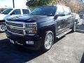 2015 Black Chevrolet Silverado 1500 High Country Crew Cab 4x4 #98502451