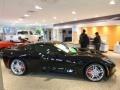 Black 2015 Chevrolet Corvette Stingray Convertible
