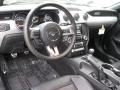 Ebony Prime Interior Photo for 2015 Ford Mustang #98551379