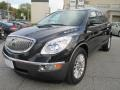 2008 Carbon Black Metallic Buick Enclave CXL  photo #2