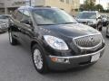 2008 Carbon Black Metallic Buick Enclave CXL  photo #8