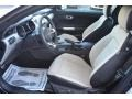 Ceramic Front Seat Photo for 2015 Ford Mustang #98576185