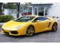 Giallo Halys (Yellow) 2009 Lamborghini Gallardo LP560-4 Coupe