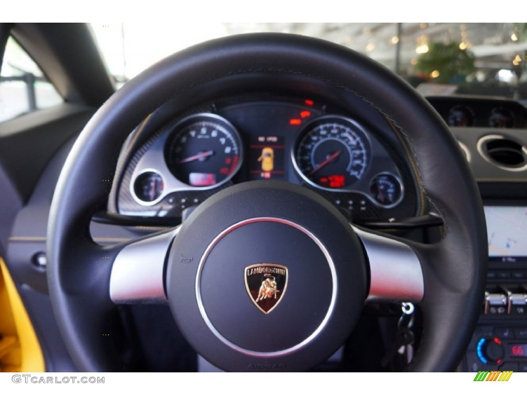 2009 Lamborghini Gallardo LP560-4 Coupe Steering Wheel ...