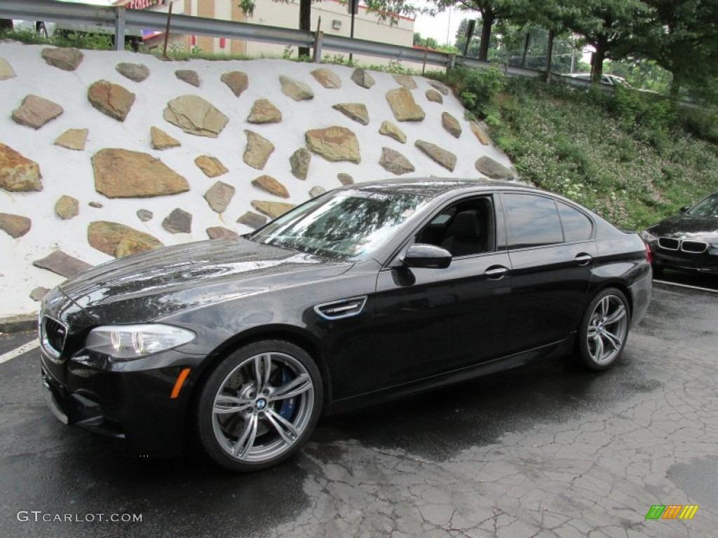 2013 Bmw Individual Azurite Black Metallic Bmw M5 Sedan 98597527 Gtcarlot Com Car Color