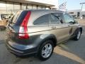 2011 Polished Metal Metallic Honda CR-V EX-L 4WD  photo #3