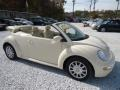 Harvest Moon Beige 2004 Volkswagen New Beetle GLS Convertible