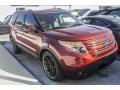 Sunset 2014 Ford Explorer Limited