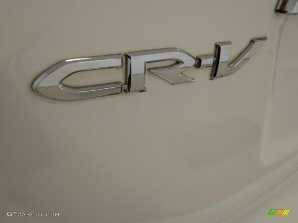 2011 CR-V EX - Taffeta White / Gray photo #13