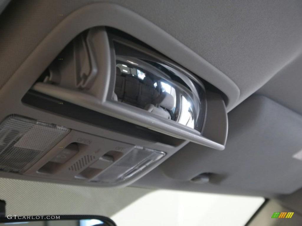 2011 CR-V EX - Taffeta White / Gray photo #36