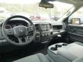 Black/Diesel Gray Prime Interior Photo for 2015 Ram 1500 #98658068