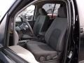 2015 Nissan Xterra Gray Interior Front Seat Photo