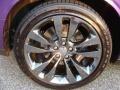 2013 Plum Crazy Pearl Dodge Challenger SRT8 Core  photo #9