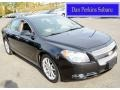 Black Granite Metallic 2010 Chevrolet Malibu LTZ Sedan