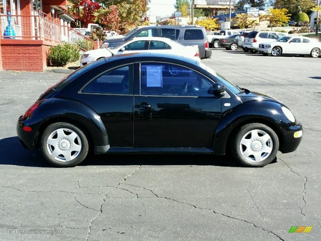 black 2000 volkswagen new beetle gls coupe exterior photo. Black Bedroom Furniture Sets. Home Design Ideas