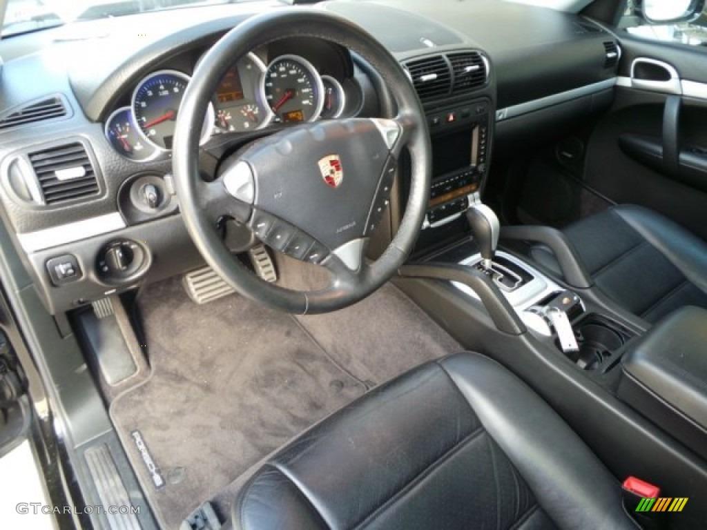 2004 Black Porsche Cayenne S 98725231 Photo 14 Car Color Galleries