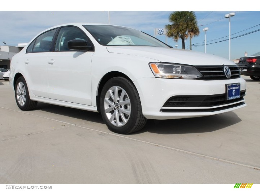 2015 pure white volkswagen jetta se sedan 98725363 photo. Black Bedroom Furniture Sets. Home Design Ideas