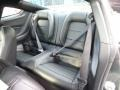 50 Years Raven Black Rear Seat Photo for 2015 Ford Mustang #98761425
