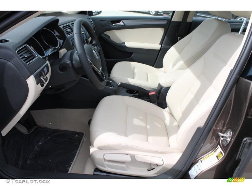 2015 Toffee Brown Metallic Volkswagen Jetta Tdi Se Sedan 98725359 Photo 13