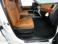 1794 Edition Premium Brown Leather Front Seat Photo for 2015 Toyota Tundra #98771011