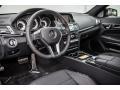 2015 E 550 Coupe Black Interior