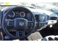 Black/Diesel Gray Dashboard Photo for 2015 Ram 1500 #98790079