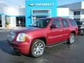 Sport Red Metallic 2007 GMC Yukon Gallery