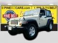2011 Sahara Tan Jeep Wrangler Sport 4x4 #98815380