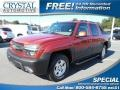 Sunset Orange Metallic 2003 Chevrolet Avalanche 1500 4x4