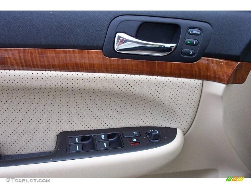 2008 TSX Sedan - Premium White Pearl / Parchment photo #14