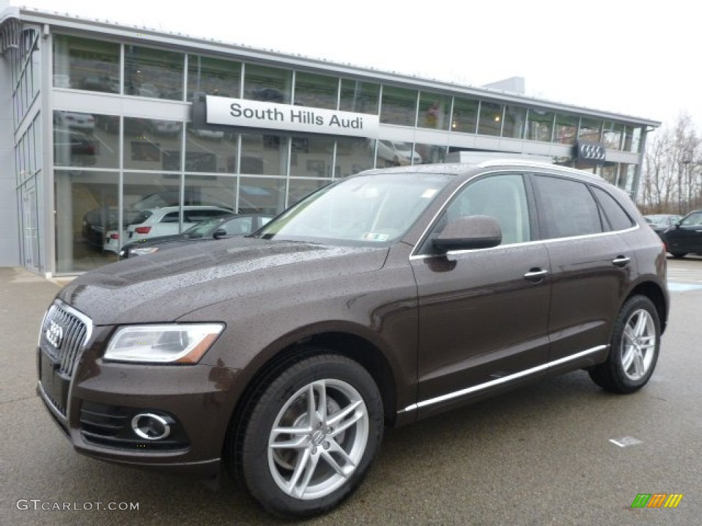 2014 audi q5 volcano red for Mercedes benz of westmont inventory