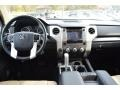 2015 Toyota Tundra Sand Beige Interior Dashboard Photo