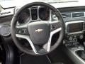 Black Steering Wheel Photo for 2015 Chevrolet Camaro #98886155