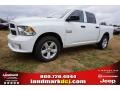 2015 Bright White Ram 1500 Tradesman Quad Cab #98889911