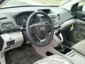 2014 Alabaster Silver Metallic Honda CR-V EX AWD  photo #3