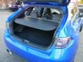 Carbon Black/Graphite Gray Alcantara Trunk Photo for 2008 Subaru Impreza #98905153