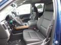 Jet Black Interior Photo for 2015 Chevrolet Silverado 1500 #98905525