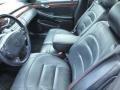 Midnight Blue 2003 Cadillac DeVille Interiors