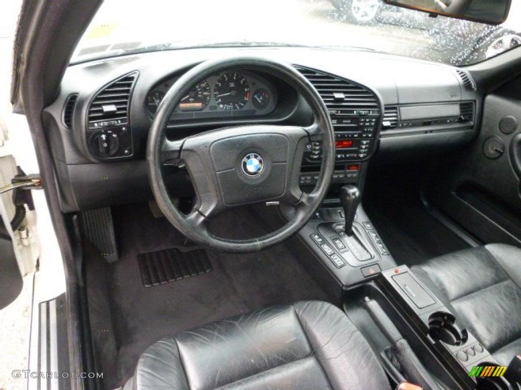 1998 BMW 3 Series 323i Convertible Interior Color Photos