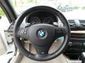 2008 1 Series 135i Convertible Steering Wheel