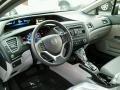 Gray Interior Photo for 2015 Honda Civic #98935978