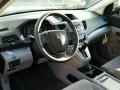 2014 Polished Metal Metallic Honda CR-V LX AWD  photo #3