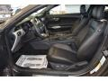 Ebony Front Seat Photo for 2015 Ford Mustang #98948560